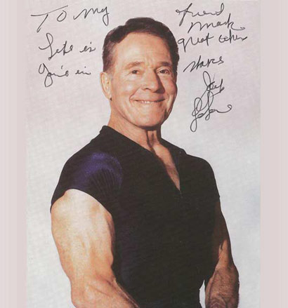 Jack LaLanne Promo Photo